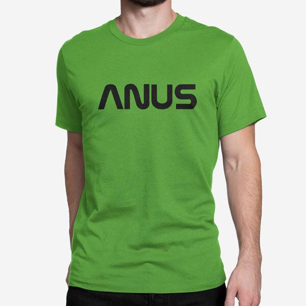 Moška kratka majica Anus
