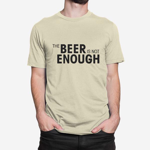 Moška kratka majica Beer Enough