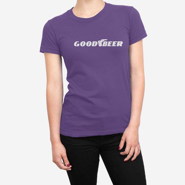 Ženska kratka majica Good Beer