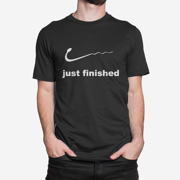 Moška kratka majica Just Finished