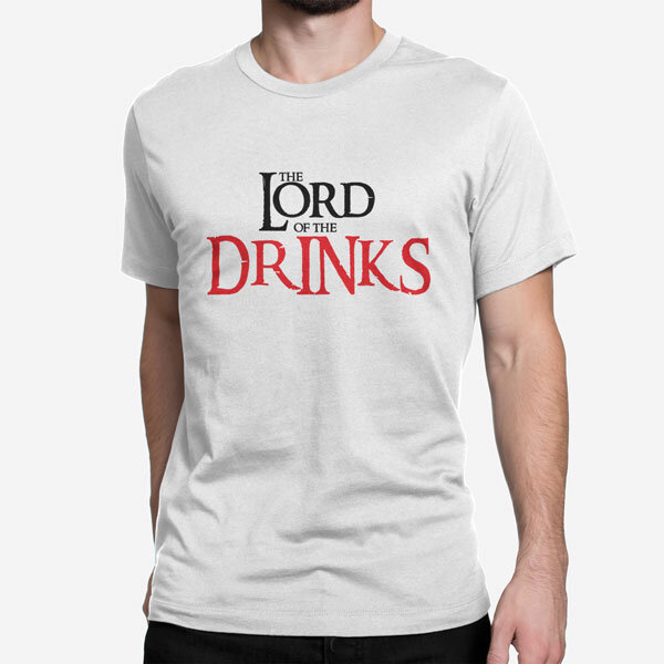 Moška kratka majica Lord of The Drinks