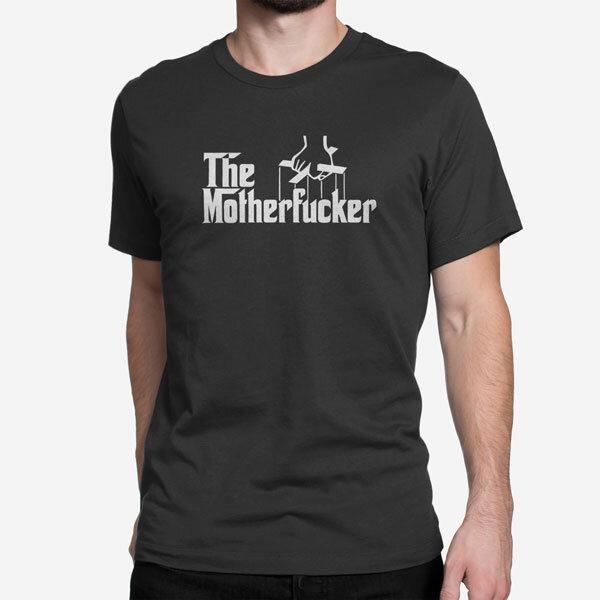 Moška kratka majica The Motherfucker