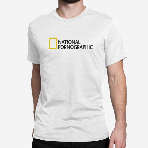 Moška kratka majica National Geographic