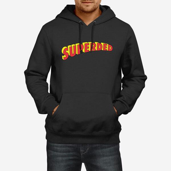 Moški pulover s kapuco Superded