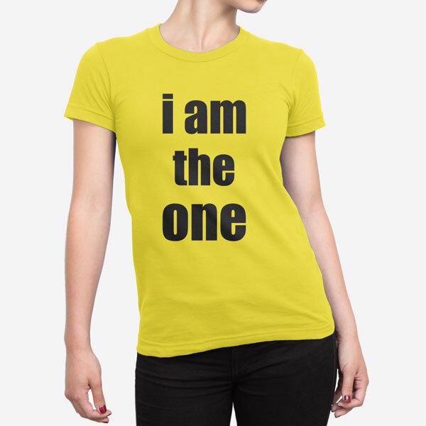 Ženska kratka majica The One