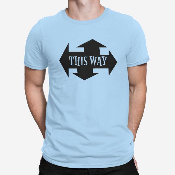 Moška kratka majica This Way