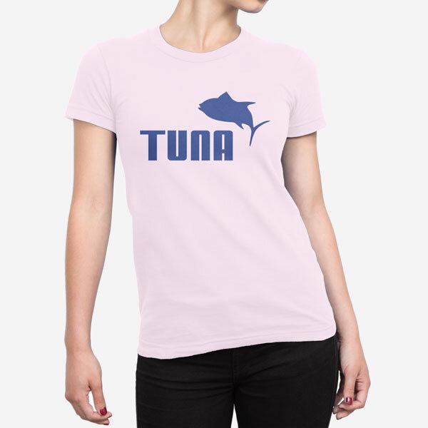 Ženska kratka majica Tuna
