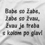 Design Babe so žabe