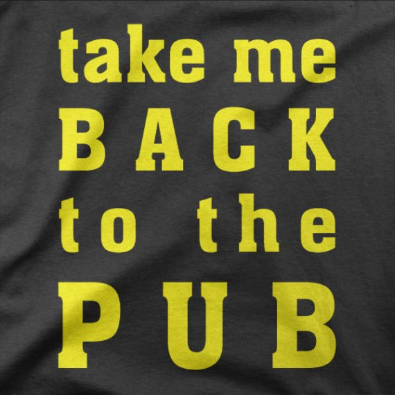 Design Back to the Pub