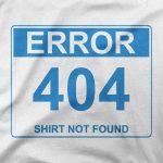 Design ERROR 404