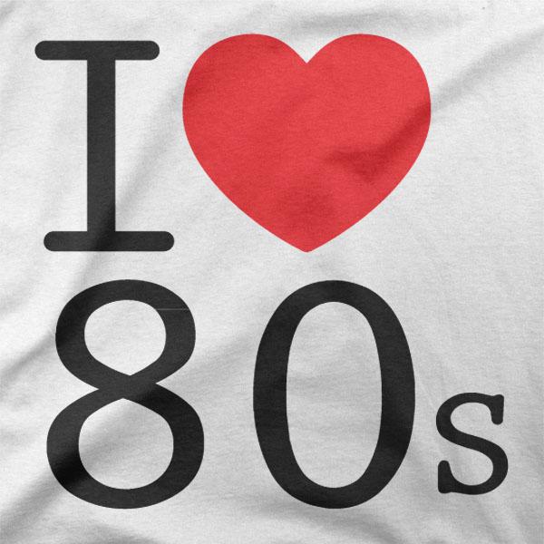 Design I Love 80s