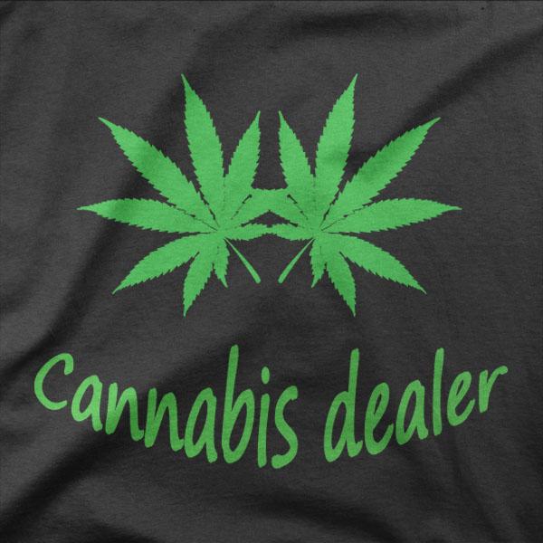 Design Cnnabis dealer