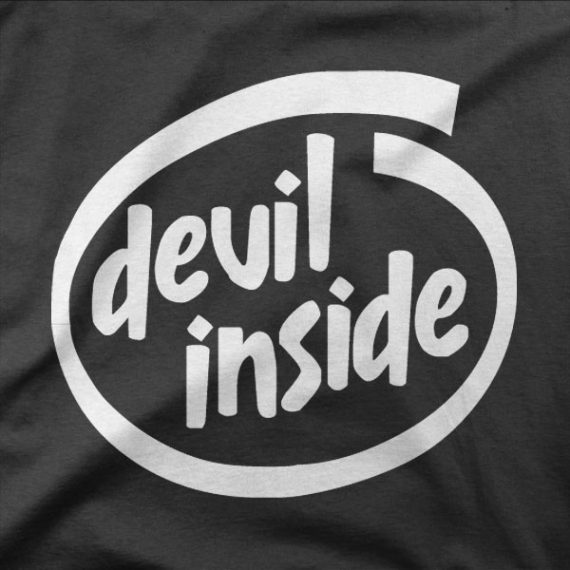 Design Devil inside