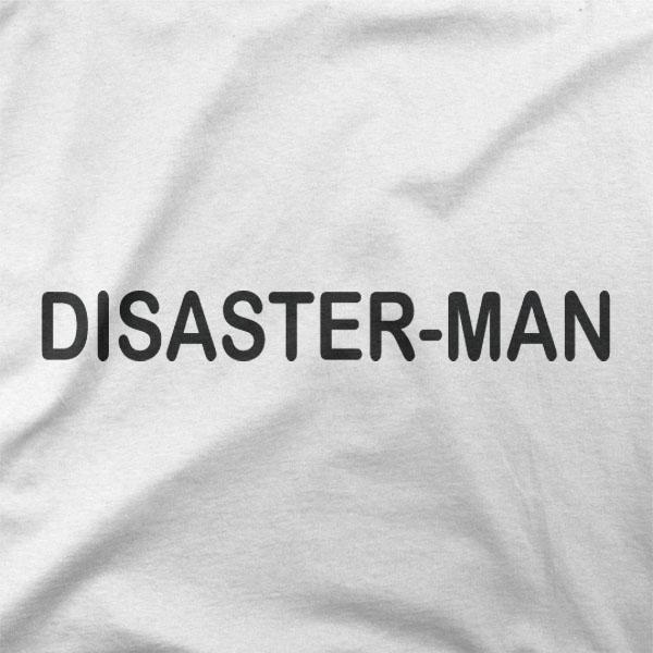 Design Disaster-Man