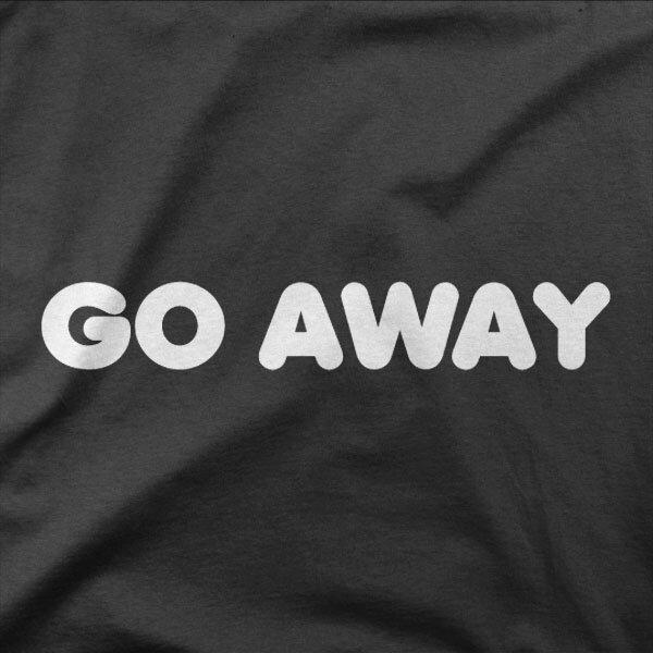 Design Go away
