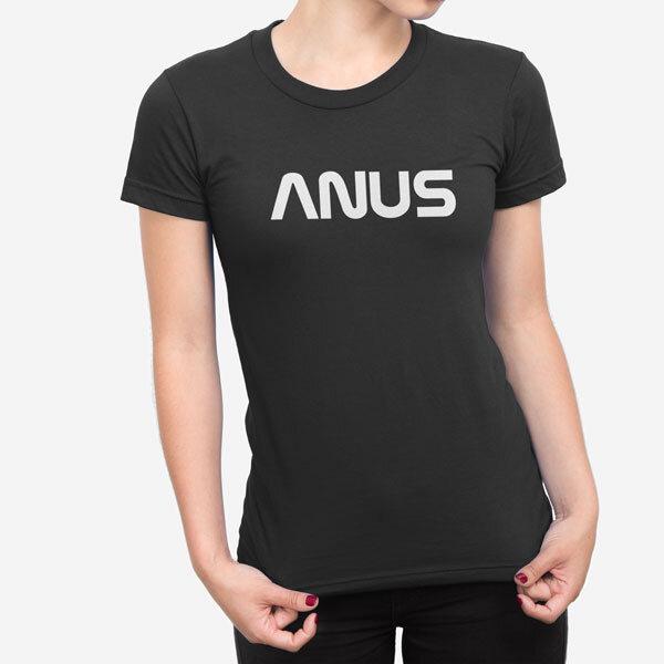 Ženska kratka majica Anus