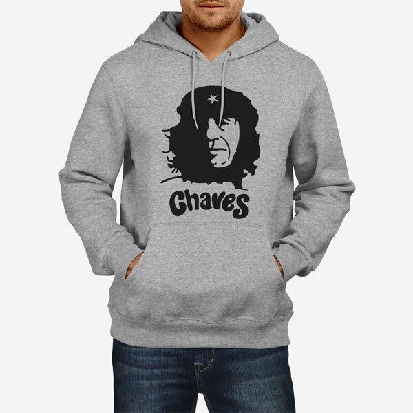 Moški pulover s kapuco Chaves