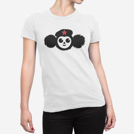 Ženska kratka majica Che zvezda