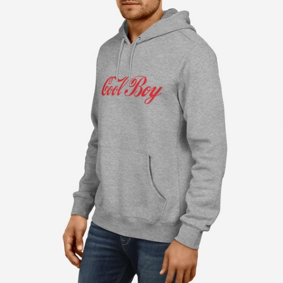 Moški pulover s kapuco Cool Boy