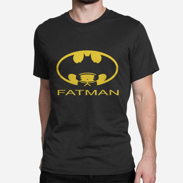 Moška kratka majica Fat Man