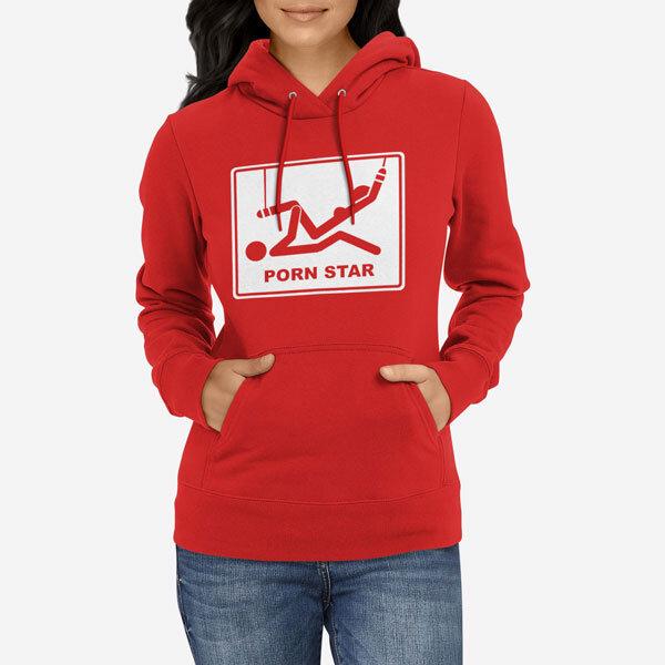 Ženski pulover s kapuco Dodatna oprema