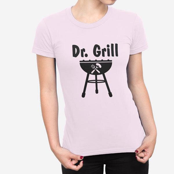 Ženska kratka majica Dr. Grill