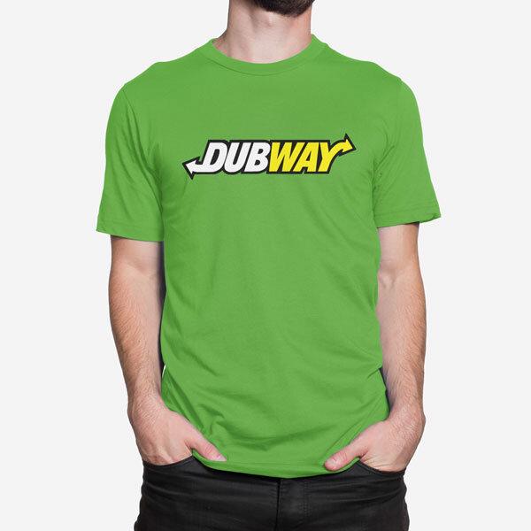 Moška kratka majica Dubway