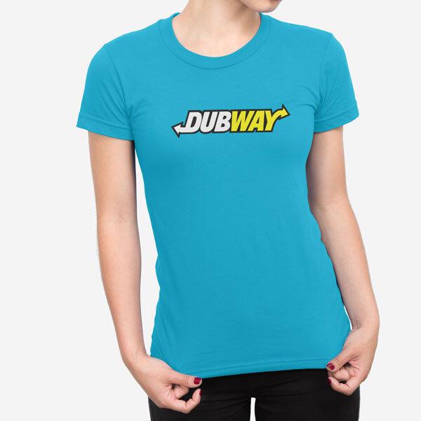 Ženska kratka majica Dubway