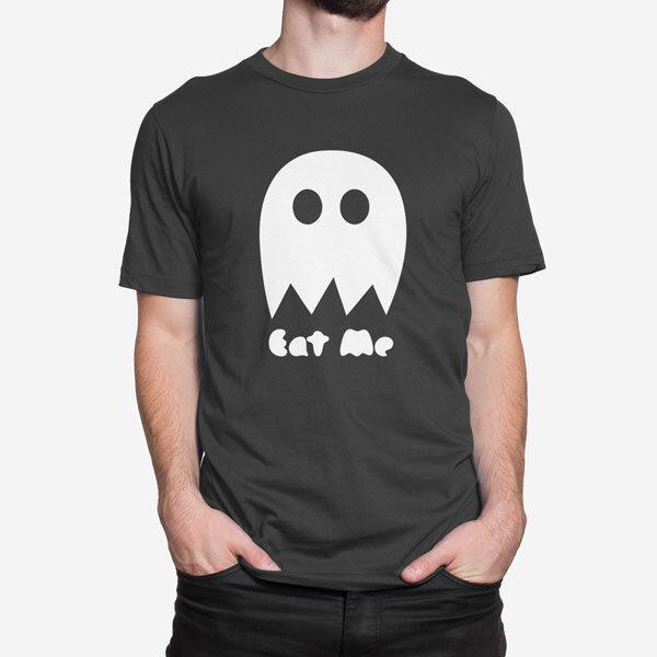 Moška kratka majica Eat me