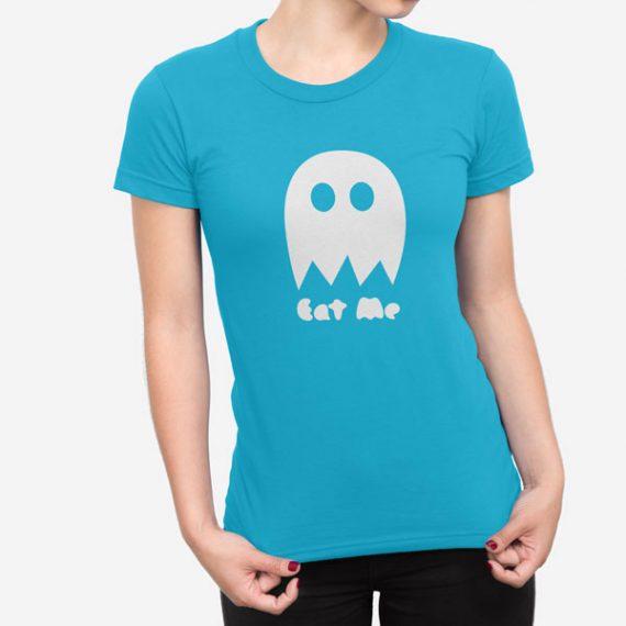 Ženska kratka majica Eat me