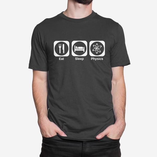 Moška kratka majica Eat Sleep Physics