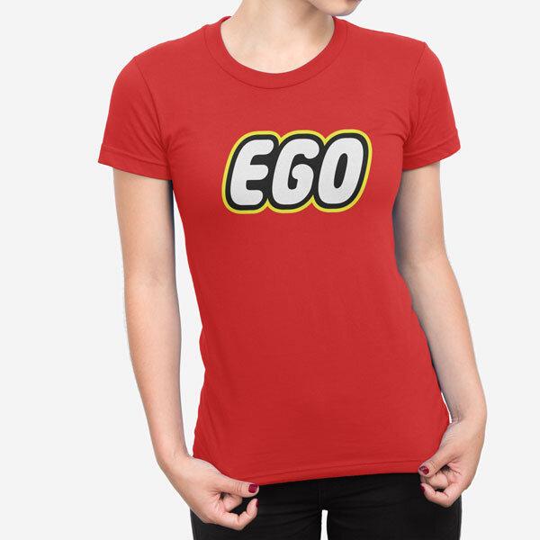 Ženska kratka majica Ego