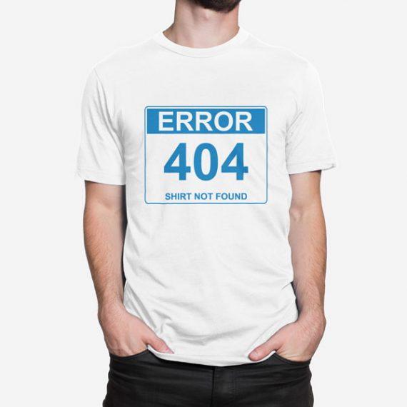 Moška kratka majica Shirt not found