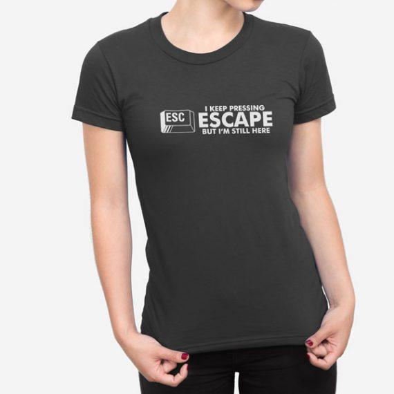 Ženska kratka majica Escape