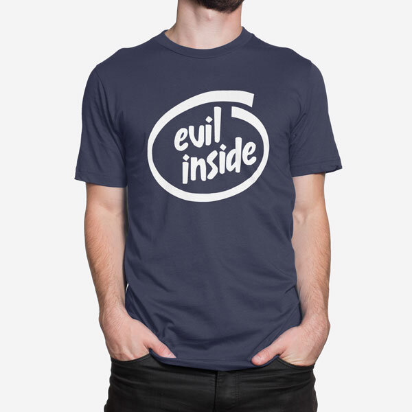 Moška kratka majica Evil Inside