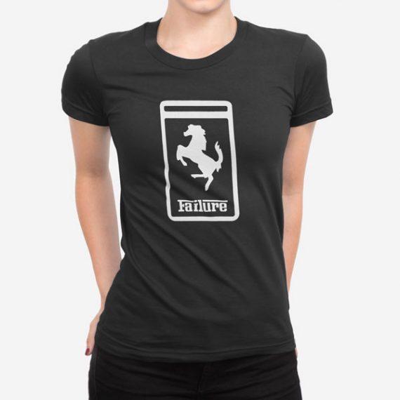 Ženska kratka majica Failure