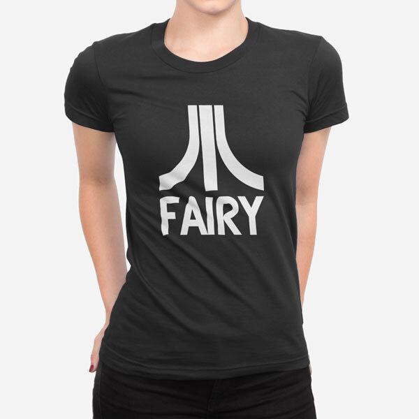 Ženska kratka majica Fairy