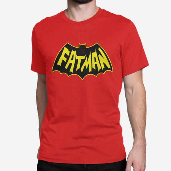 Moška kratka majica Fatman