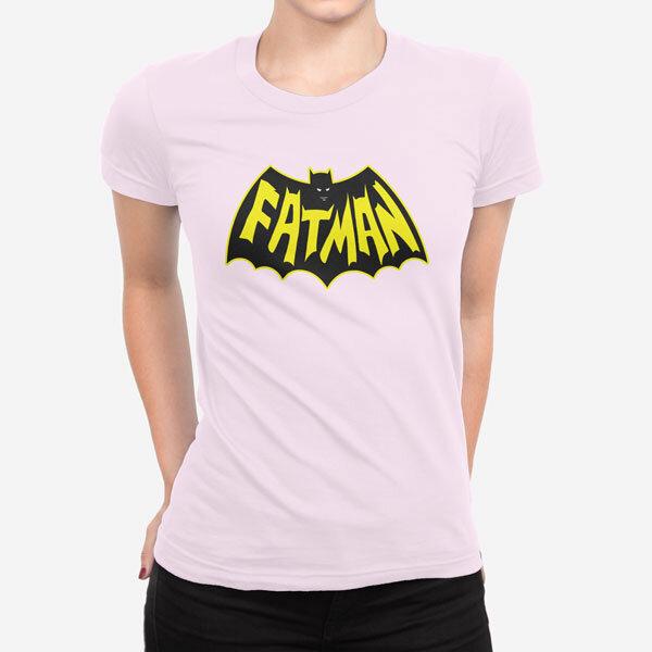Ženska kratka majica Fatman