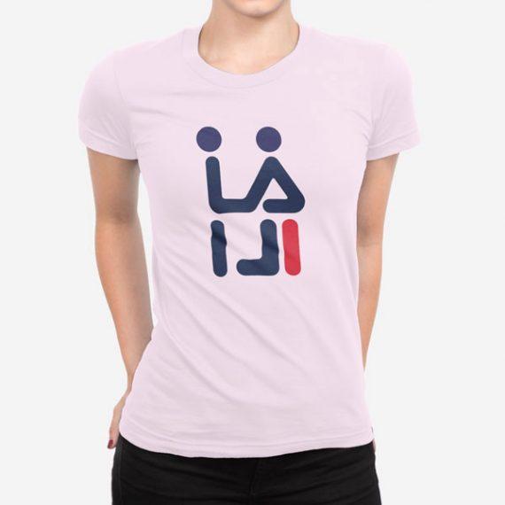 Ženska kratka majica Fila