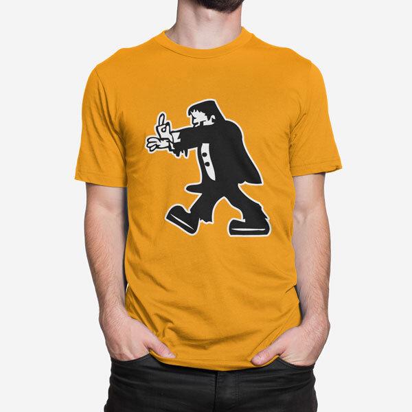 Moška kratka majica Fuckstein