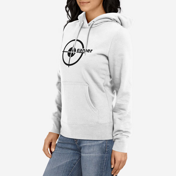 Ženski pulover s kapuco Gamer