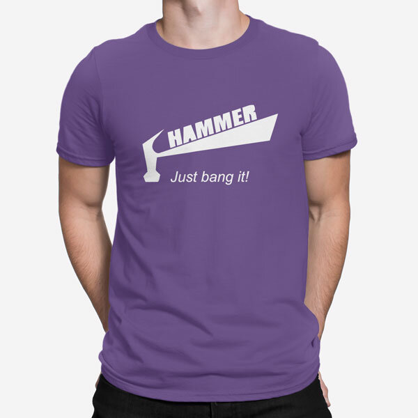 Moška kratka majica Hammer