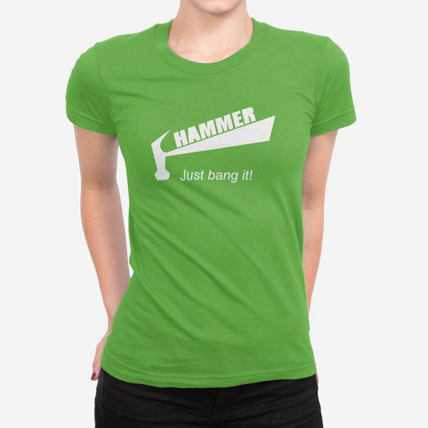 Ženska kratka majica Hammer