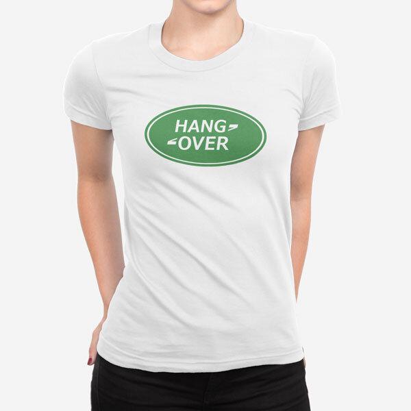 Ženska kratka majica Hang Over