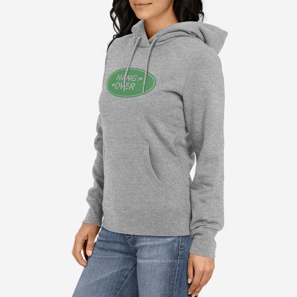 Ženski pulover s kapuco Hang Over
