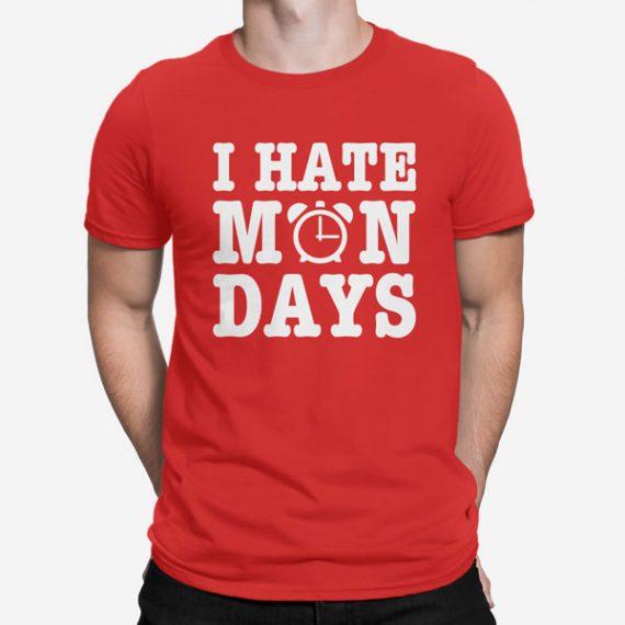 Moška kratka majica I Hate Mondays