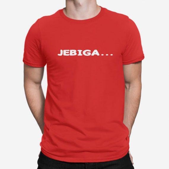 Moška kratka majica Jebiga