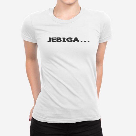 Ženska kratka majica Jebiga