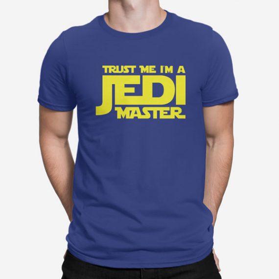 Moška kratka majica Jedi Master